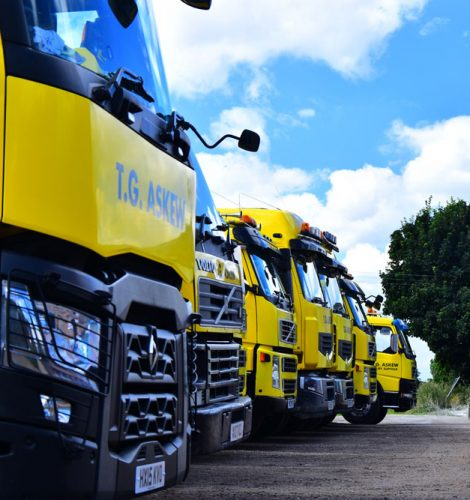 T.G. Askew Haulage and Aggregates